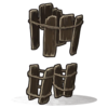 Wood Armor Pants