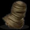 Burlap Headwrap